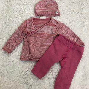 CuddlDuds 3 Pc Outfit